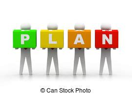 Draw a small business plan